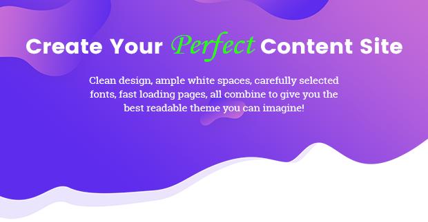 Liberte - Modern Magazine WordPress Theme - 1